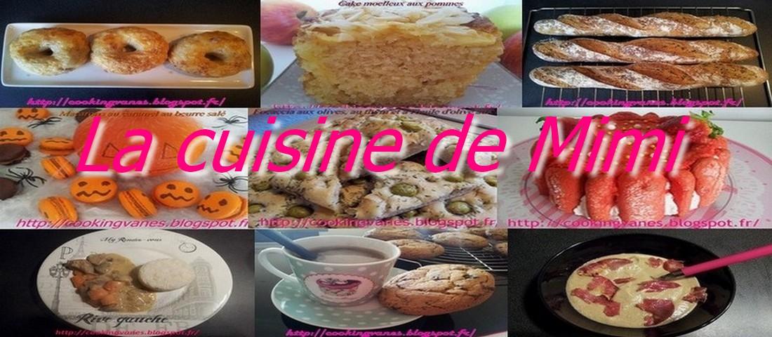 La cuisine de Mimi